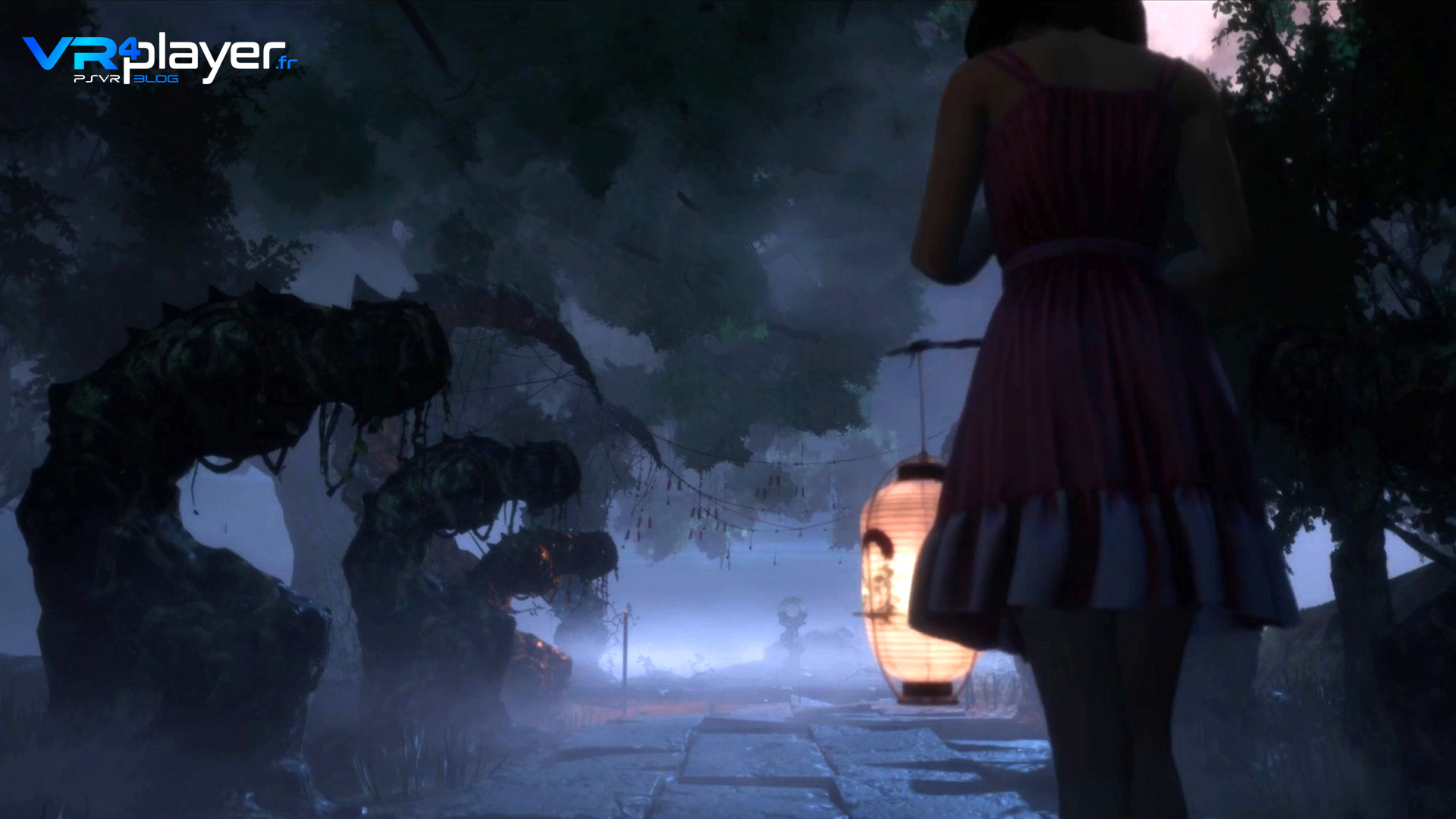 Pupil Wandering, jeu d'horreur chinois sur PSVR vrplayer.fr