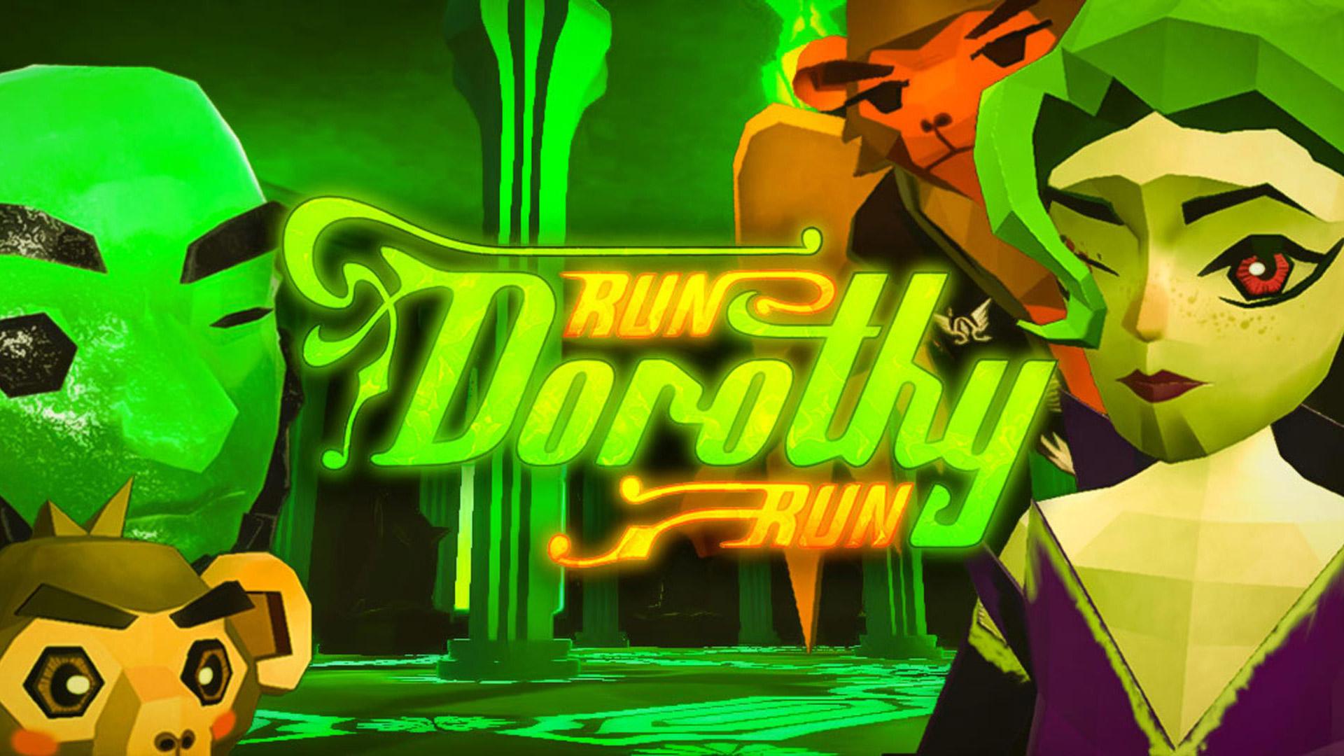 Run Dorothy Run PSVR vrplayer.fr