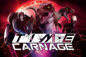 PlayStation VR : Time Carnage, pas avant avril sur PSVR