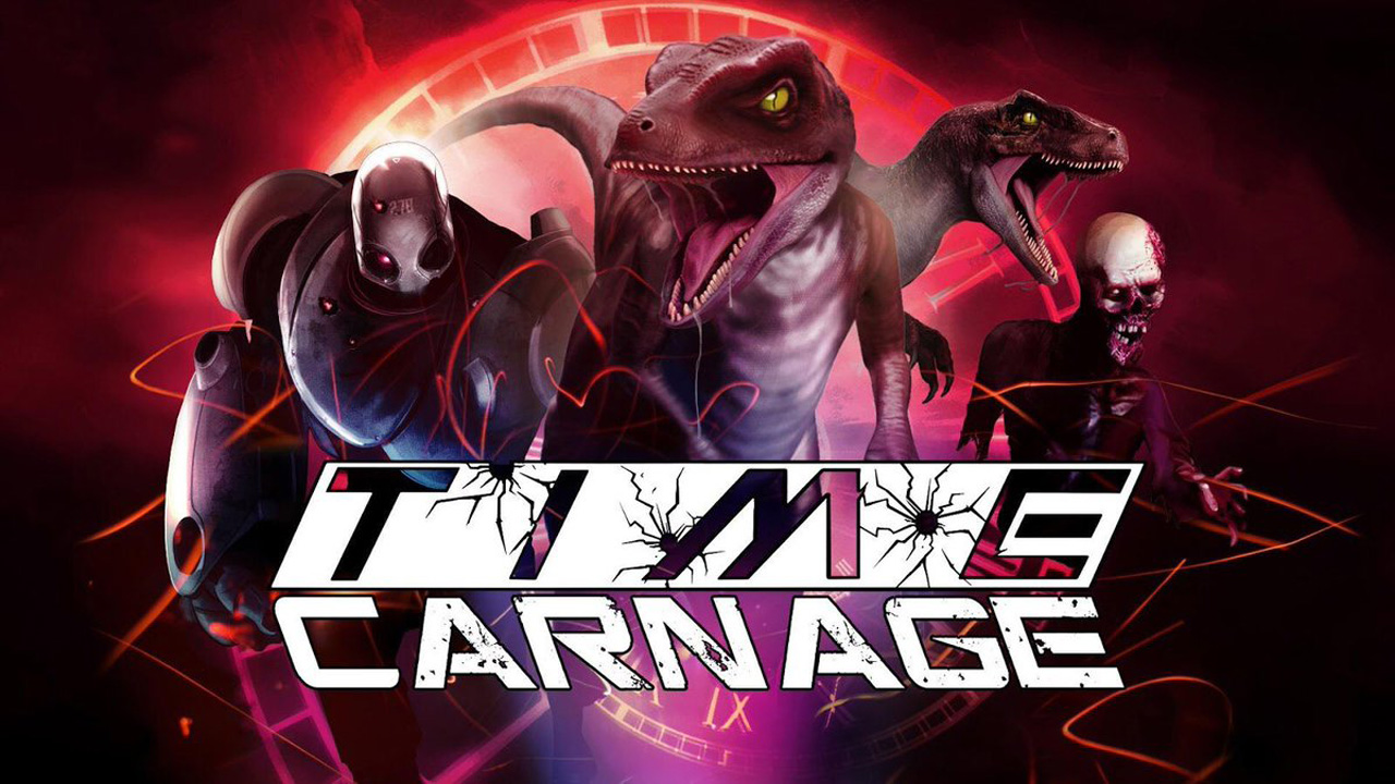 Time Carnage en avril sur PlayStation VR vrplayer.fr