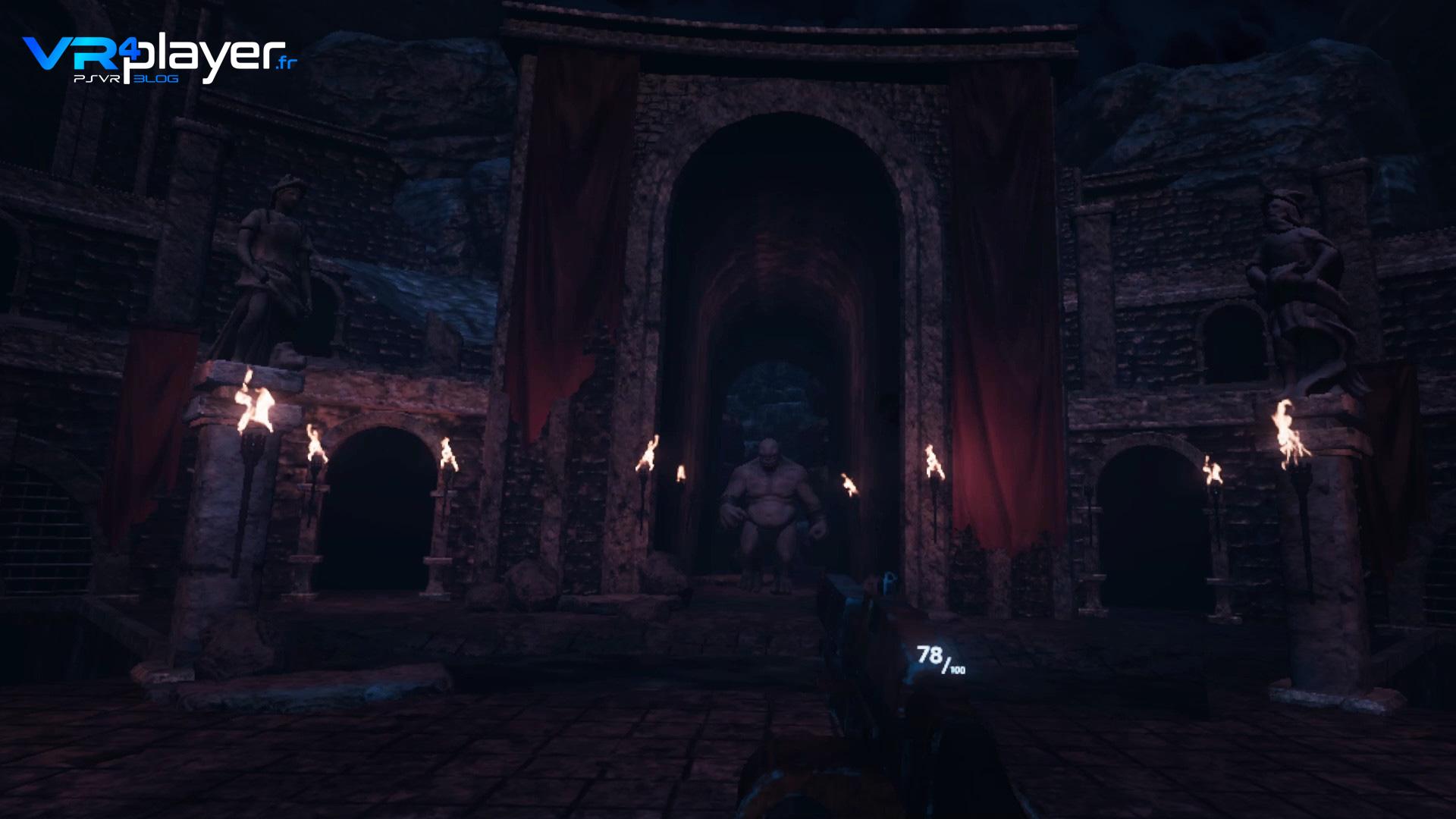 Time Carnage en avril sur PlayStation VR vrplayer.fr