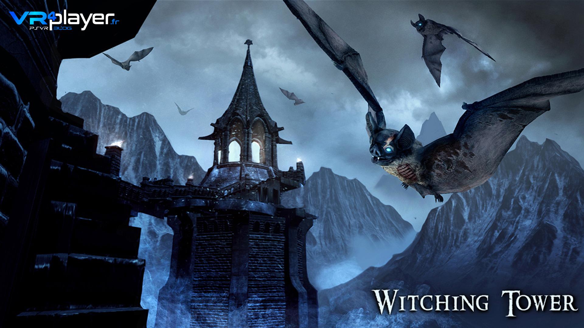 Witching Tower PSVR vrplayer.fr
