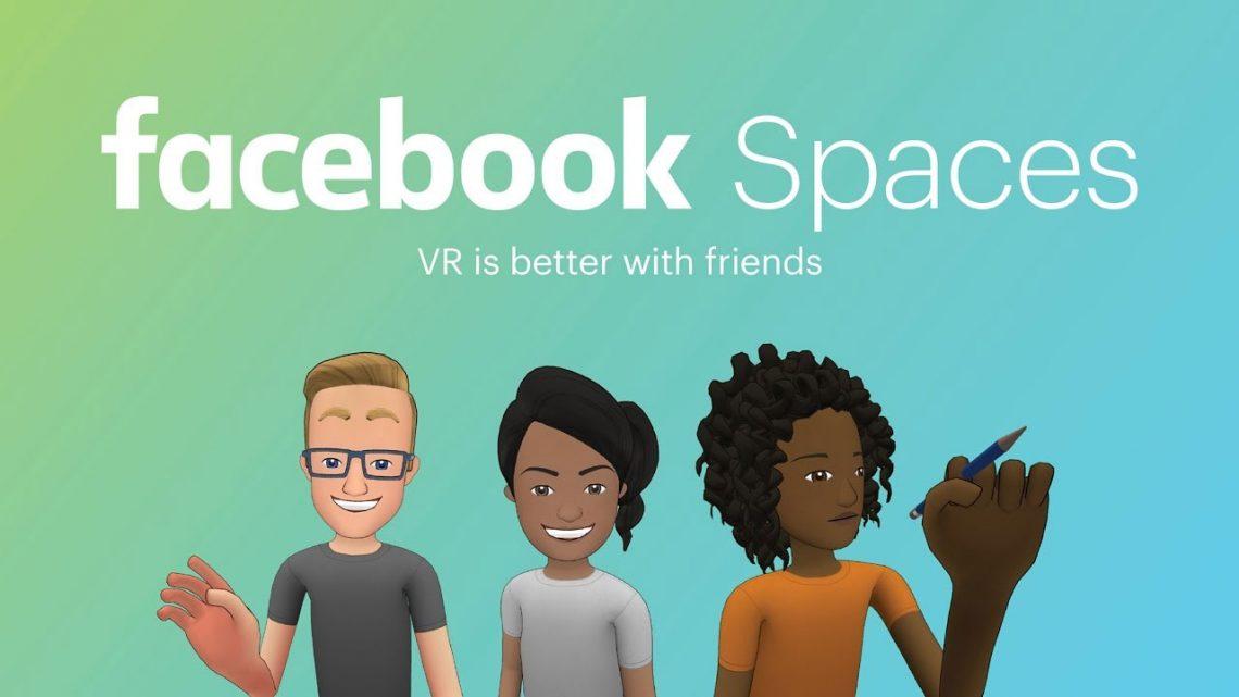 Facebook Spaces