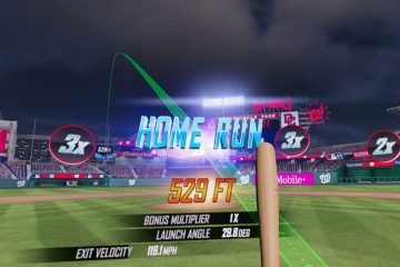 PlayStation VR : Home Run Derby VR le Baseball fera son show sur PSVR