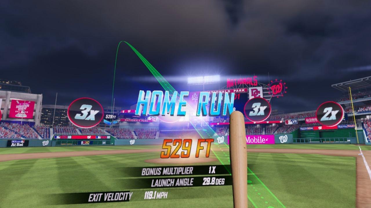 Home Run Derby VR