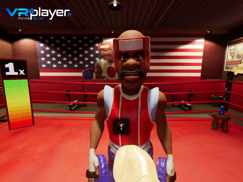 Knockout League sur PSVR