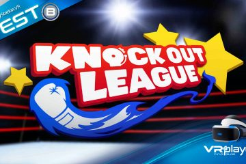 PlayStation VR : Knockout League the perfect test sur VR4player