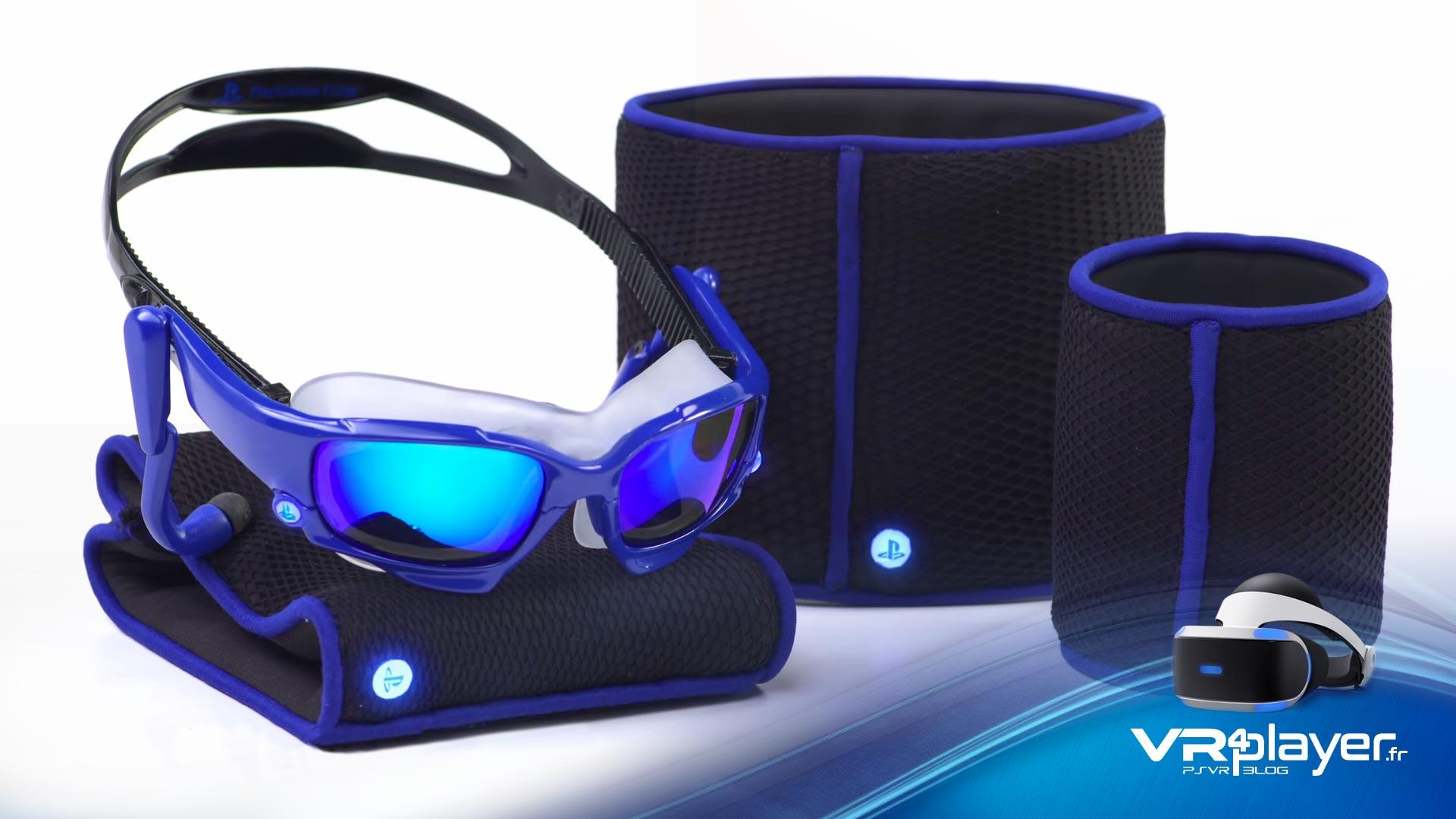 PlayStation Flow PlayStation VR VR4player.fr