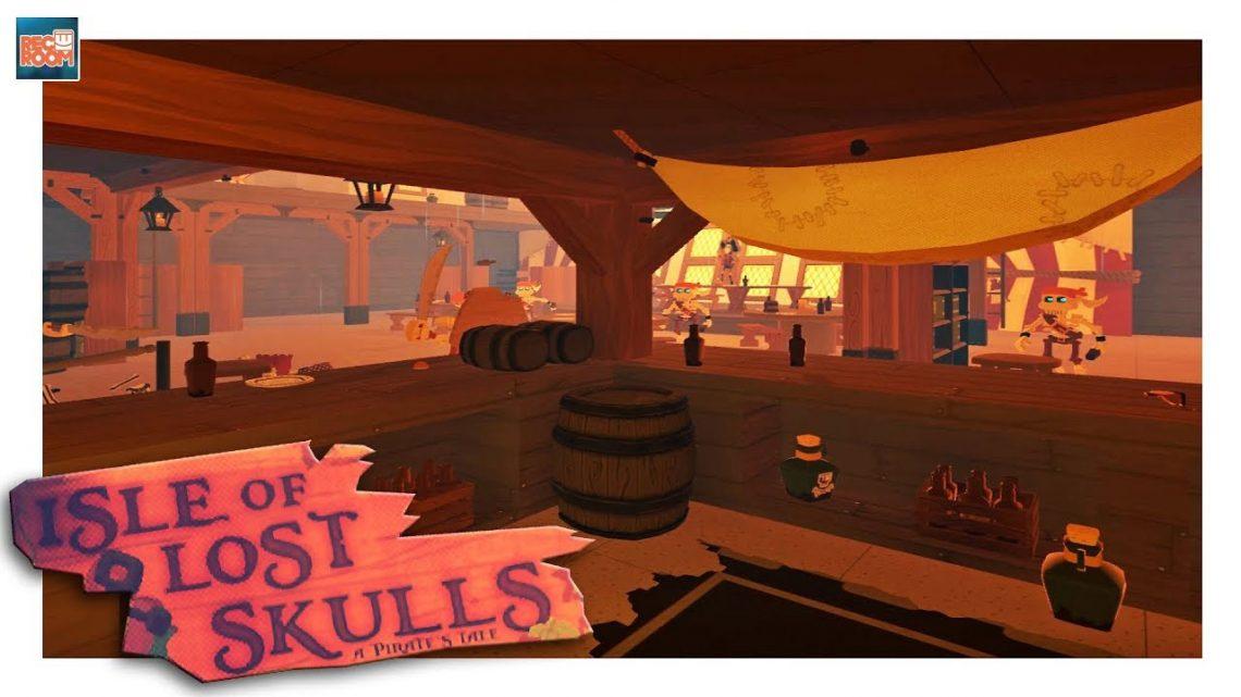 REC Room : Isle of Lost Skulls
