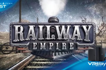 PS4, PS4 Pro : Railway Empire le roi du rail, le Test sur PS4