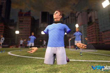 PlayStation VR : VRFC, le match est reporté sur PSVR
