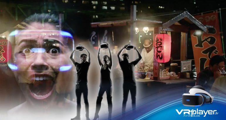 PlayStation VR : Petit tour du monde des pubs du PSVR VR4player