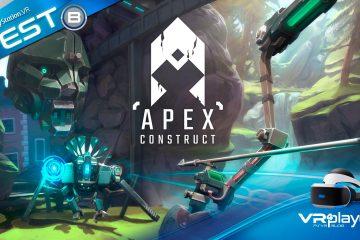 Apex Construct, un bon jeu en formation… notre Test Review sur VR4player.