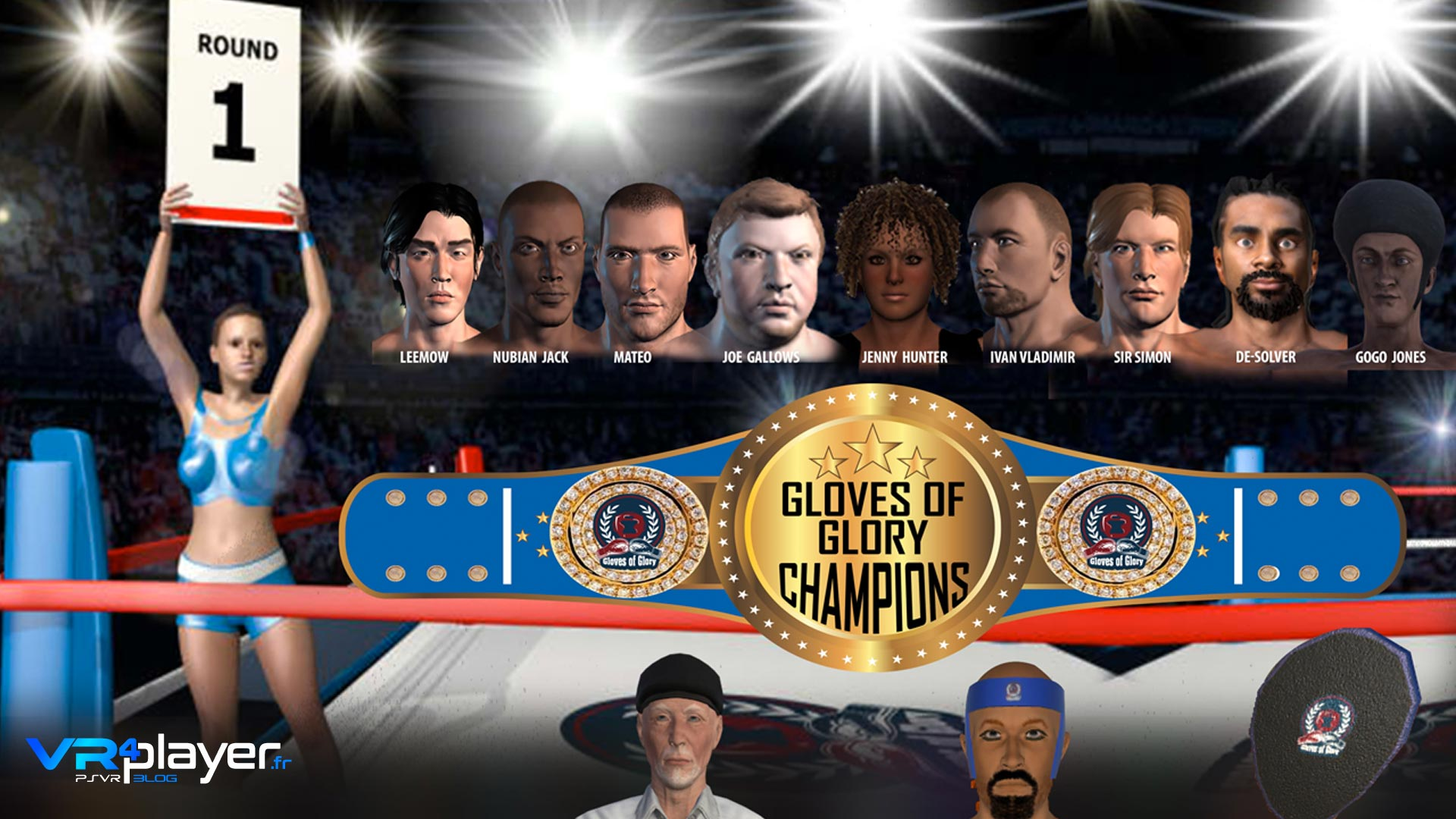 Gloves of Glory VR4player.fr