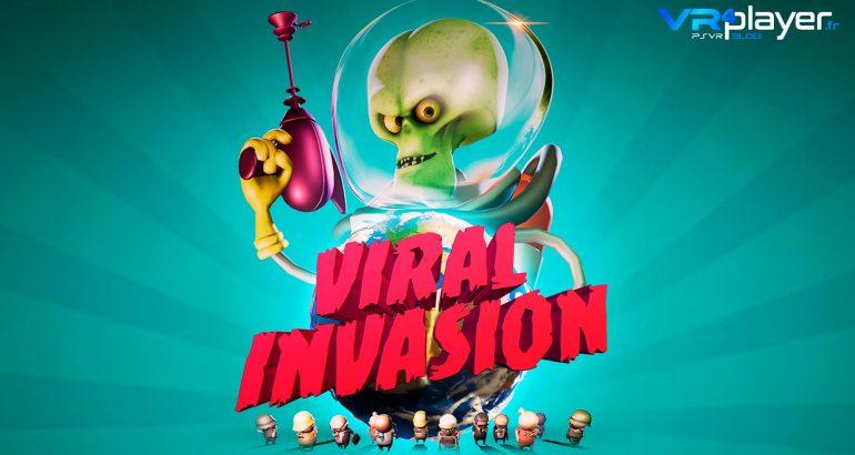 Viral Invasion VR4player PlayStation VR