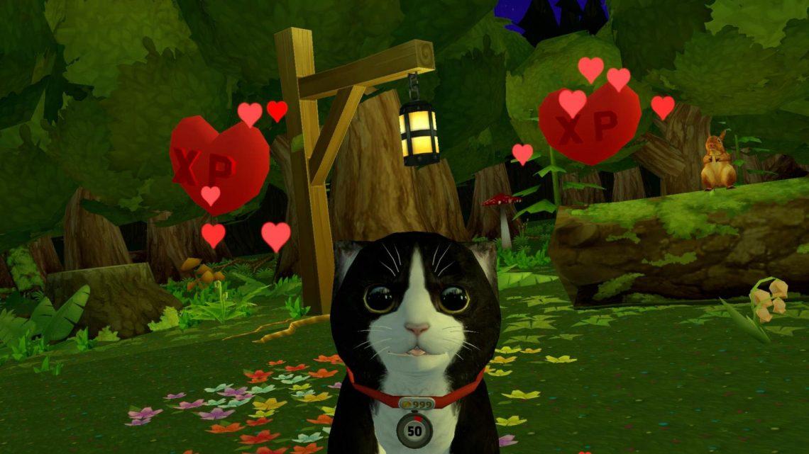 Konrad The Kitten PSVR PlayStation VR VR4Player