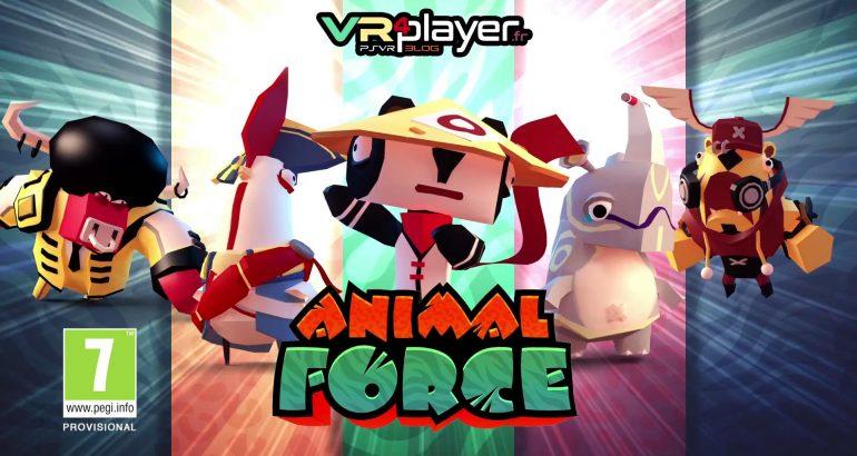 Animal Force PSVR VR4player.fr