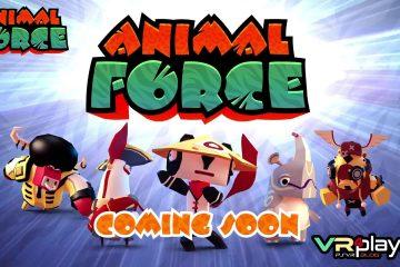 PlayStation VR : Animal Force, quand les petits Z'Animaux sauvent le monde
