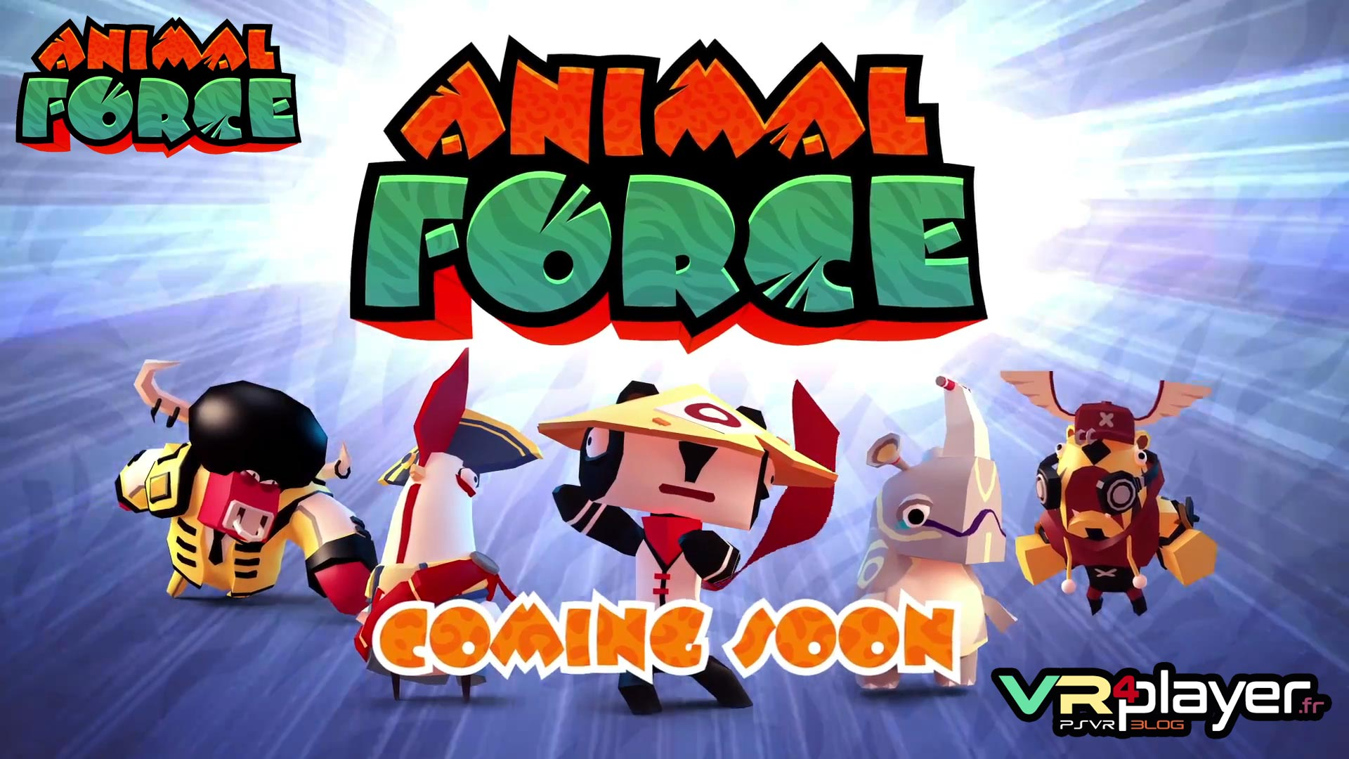 Animal Force PSVR VR4player.fr