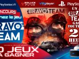 PlayStation VR Bravo Team Concours VR4Player