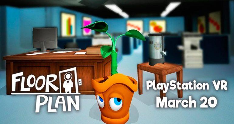 Floor Plan sur PlayStation VR VR4player