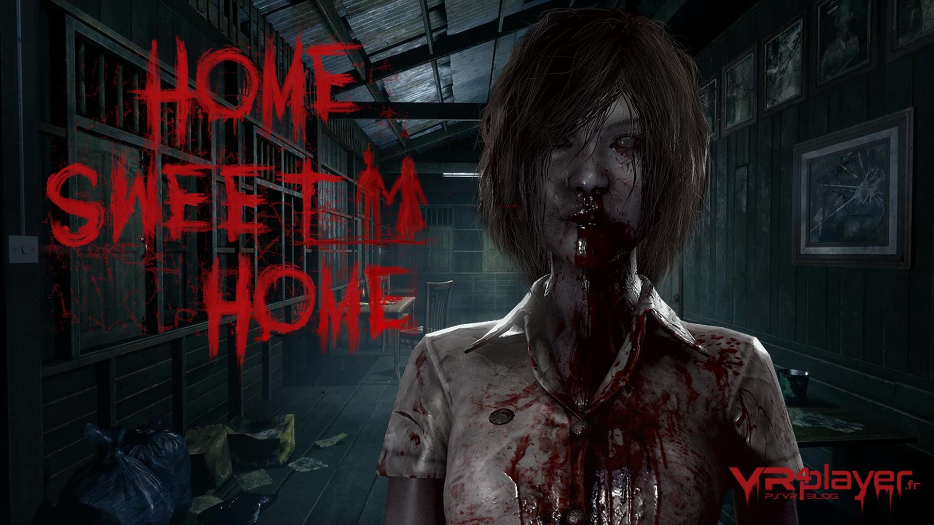 Home Sweet Home sur PSVR VR4player