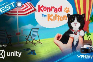 PlayStation VR : Konrad the Kitten, Oh! qu'il est mignon le petit chaton !