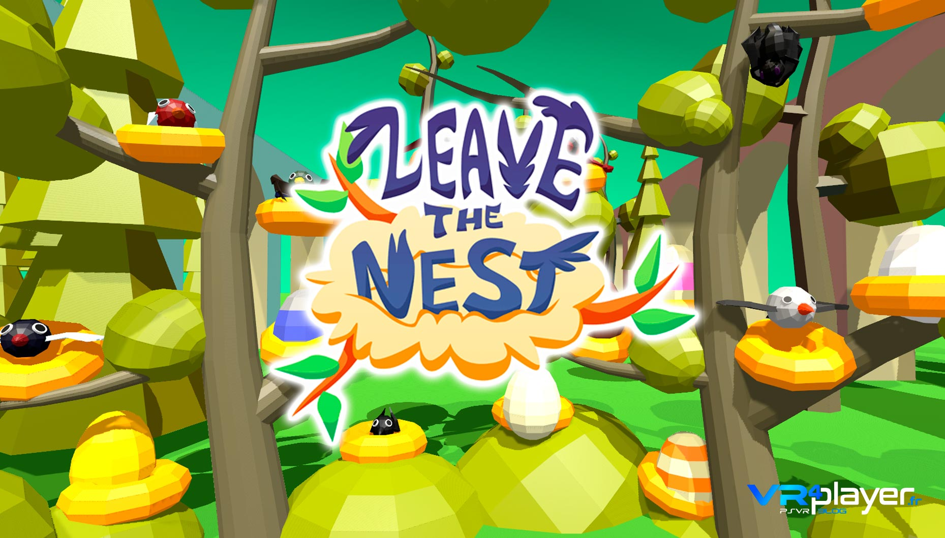 Leave the Nest sur PlayStation VR VR4player