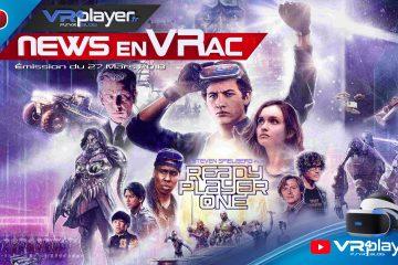 PlayStation VR : Les News en VRac de la semaine PSVR avec VR4player, Épisode 4
