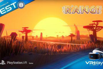 PlayStation VR : Rangi, un don venu d'Afrique, le Test