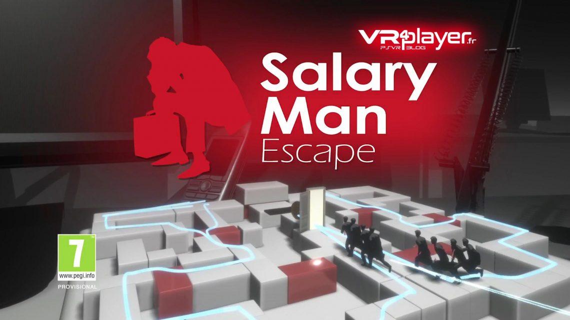 SalaryMan Escape PSVR VR4Player