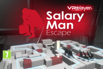 PlayStation VR : Salary Man Escape, il y a un job à prendre sur PSVR