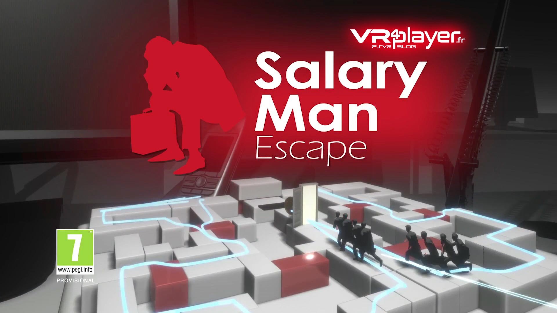 SalaryMan Escape PSVR VR4Player