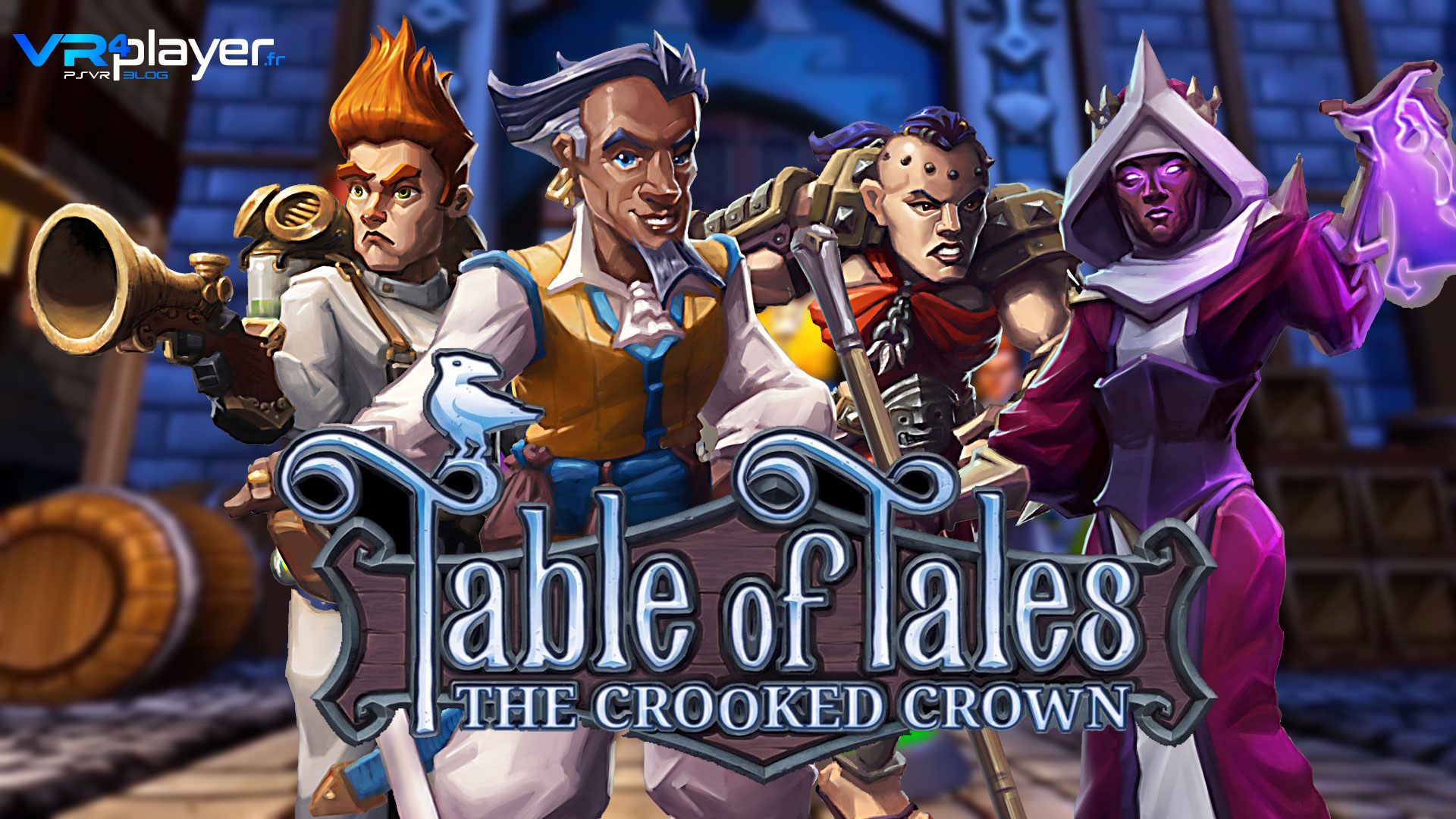 Table of Tales vr4player.fr