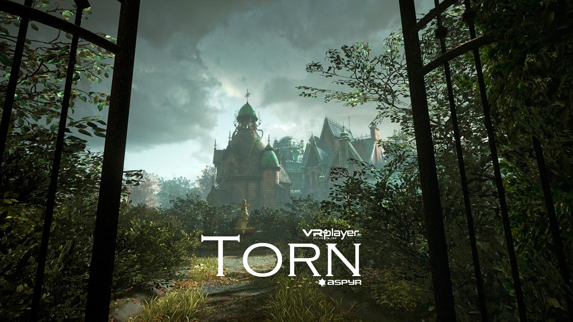 Torn sur PlayStation VR VR4player