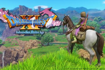 PS4, PS4 Pro : Dragon Quest XI arrive en septembre en Europe