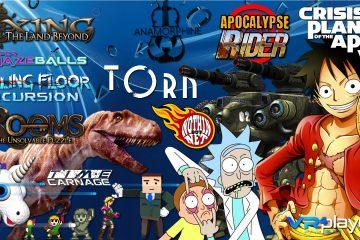 PlayStation VR : 30 jeux PSVR confirmés pour fêter le printemps !