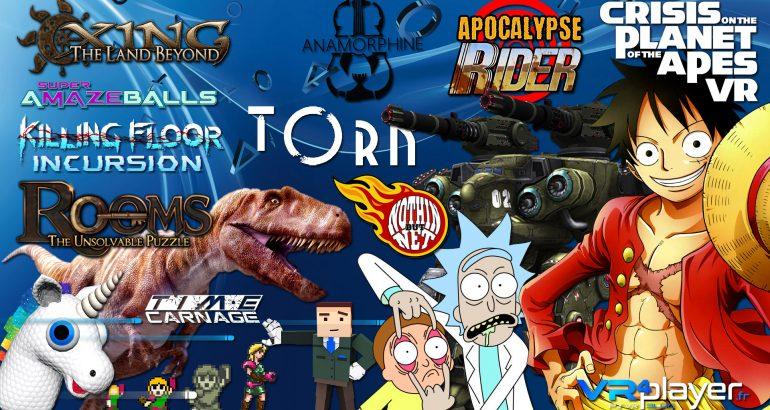 30 jeux PlayStation VR pour ce printemps - vrplayer.fr