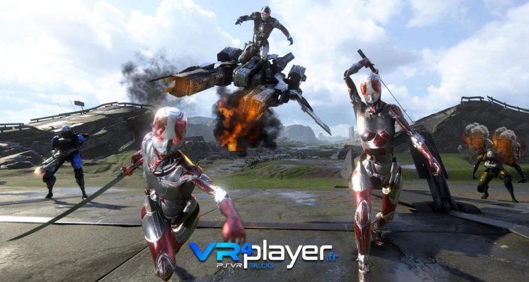 Aeon VR Prochainement sur PSVR VR4player
