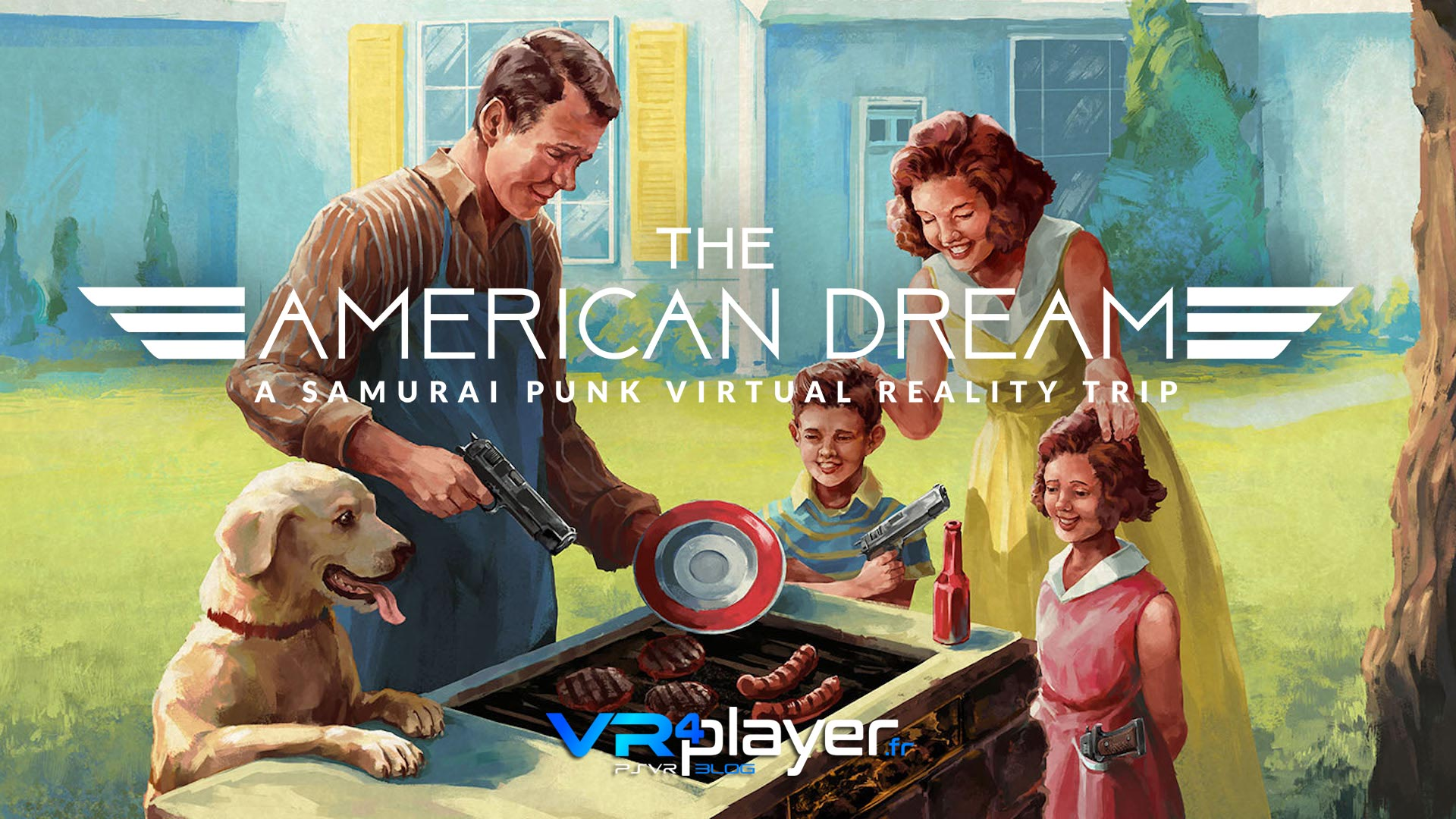 The American Dream PSVR vrplayer.fr