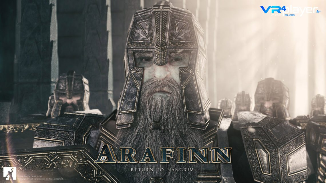 Arafinn Return to Nangrim