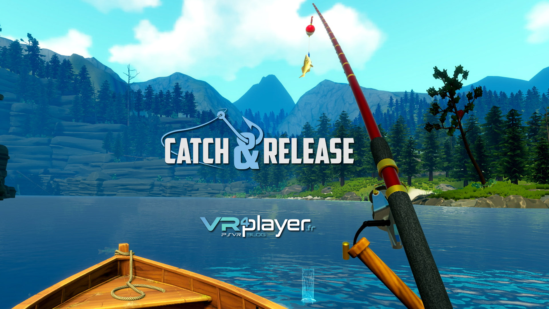 Catch and Release sur PSVR vrplayer.fr