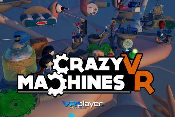 PlayStation VR : Crazy Machines VR pour cette année sur PSVR