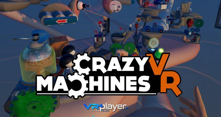 Crazy Machines VR sur PSVR en 2018 vrplayer.fr