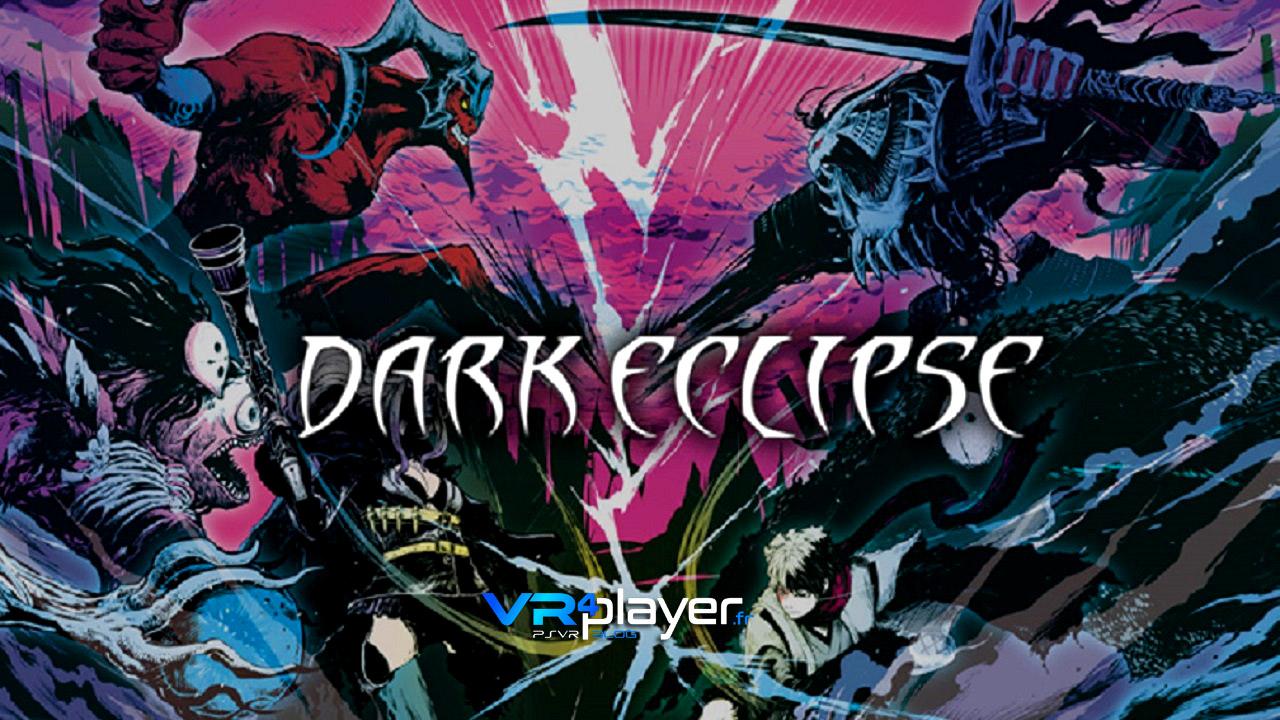Dark Eclipse, ses trophées sur le net vr4player.fr