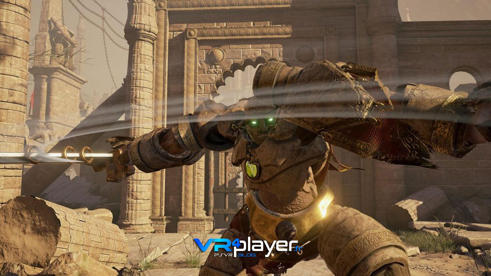 Golem toujours prévu pour 2018 sur PSVR vr4player.fr