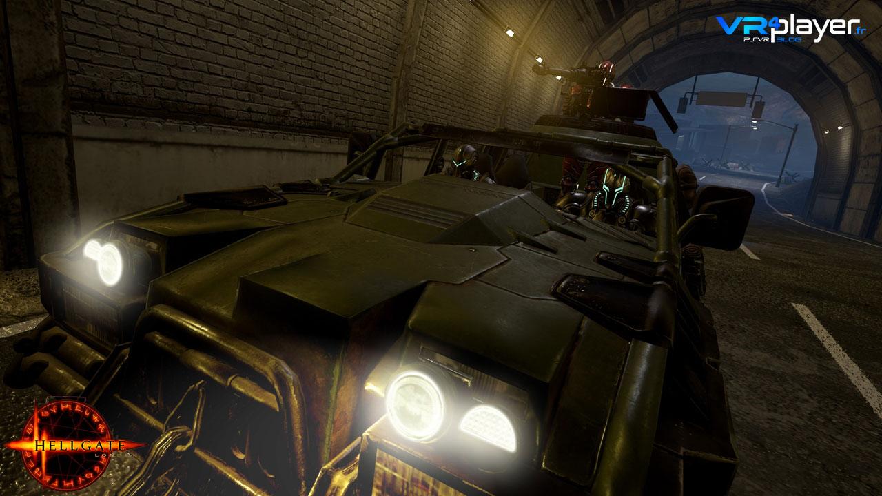 Hellgate VR PlayStation VR vrplayer.fr