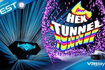 PlayStation VR : Hex Tunnel en test : la lumière au bout du tunnel ?
