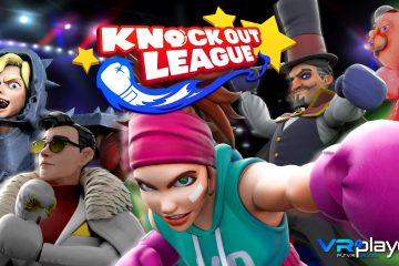 PlayStation VR : Knockout League a sa mise à jour sur PSVR