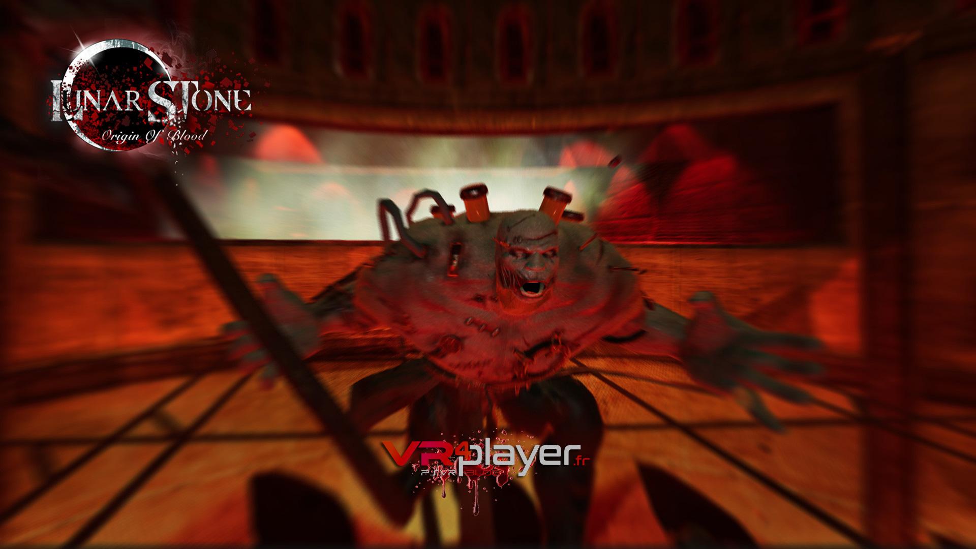 Lunar Stone Origin of Blood PlayStation VR vrplayer.fr